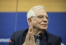 Šéf unijní diplomacie Josep Borrell.