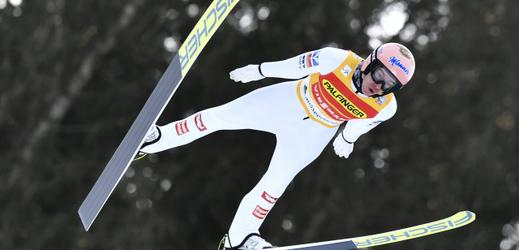 Vítěz Stefan Kraft.