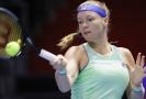 Tenistka Bertensová po roce opět vyhrála turnaj v Petrohradu.