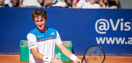 Jednadvacetiletý norský tenista Casper Ruud vyhrál na antuce v Buenos Aires poprvé turnaj ATP.