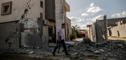 Libye (ilustrační foto).