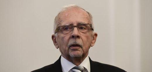 Nový ombudsman Stanislav Křeček.