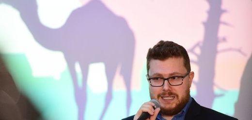 Ředitel festivalu filmů o lidských právech Jeden svět Ondřej Kamenický.