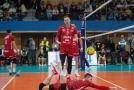 Volejbalisté Českých Budějovic se rozloučili s Ligou mistrů domácí porážkou s Trentinem.