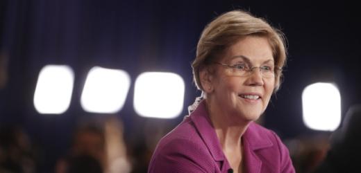Elizabeth Warrenová.
