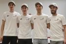 Do pátečního závodu Světového poháru ve skocích na lyžích v Rašnově postoupili všichni čtyři Češi.