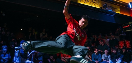 The Legits Blast představí přední světové tanečníky.