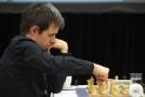 Navara překazil na šachovém turnaji v Praze Viditovi oslavy.