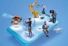 Vizuál akce Digitální transformace 2020.