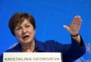 Šéfka MMF Kristalina Georgievová.