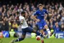 Londýnské derby ovládla Chelsea a upevnila si čtvrtou příčku.