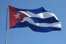 Kubánská vlajka.