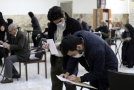 Volby v Íránu.