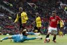 Fotografie z utkání Manchester United - Watford.