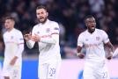 City loupilo v Madridu, Lyon překvapivě zdolal Juventus