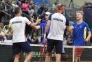 Davis Cup: Češi ve čtyřhře padli, rozhodne se v neděli