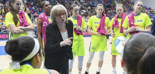 Basketbalistky navzdory varování odehrají utkání proti Italkám.