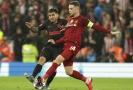 Fotografie z utkání Liverpool FC - Atlético Madrid.