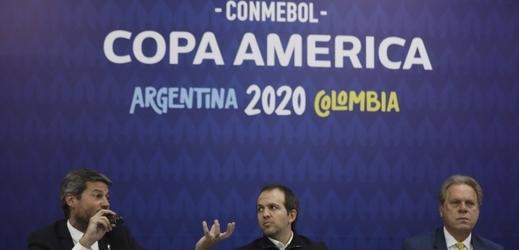 Copa América byla odložena na léto 2021.