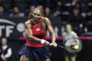 Serena Williamsová: Cítím úzkost