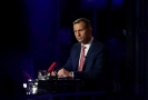 Projev Andreje Babiše s komentářem Jaromíra Soukupa