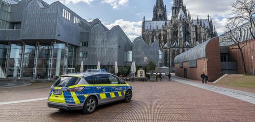 Německá policie, ilustračni foto.
