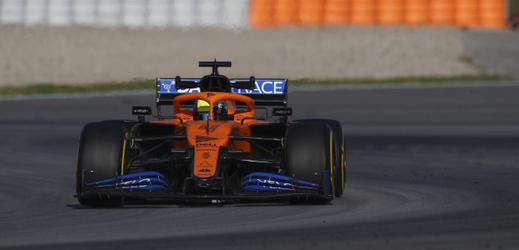 McLaren Renault.