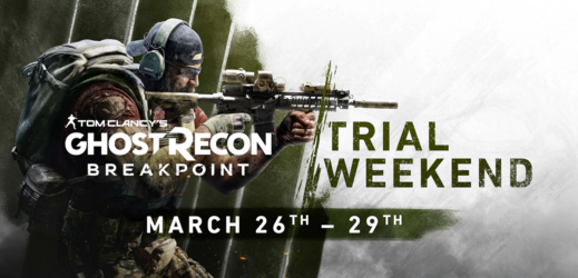 Taktickou střílečku Ghost Recon: Breakpoint je možné hrát zdarma