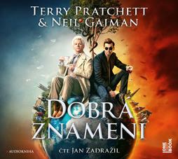 Terry Pratchett & Neil Gaiman - Dobrá znamení.