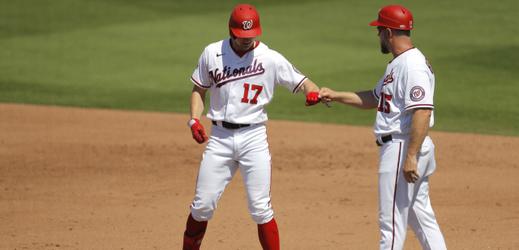 Baseballisté Washingtonu Nationals.