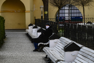 V Česku se počet nakažených vyšplhal přes tři tisíce