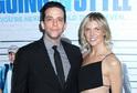 Kanadský herec Nick Cordero se svou ženou Amandou.