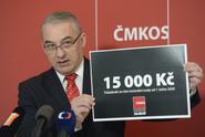 ČMKOS je respektovaným partnerem vlády a zaměstnavatelů