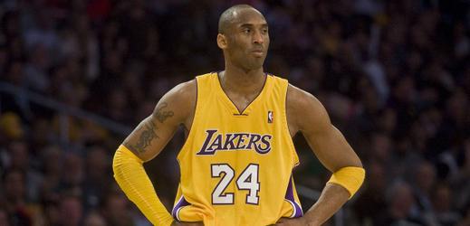 Tragically deceased Kobe Bryant.