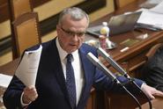 "Zeman kritizoval opozici, Kalouska označil za ""počmáraného šaška"""
