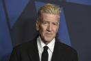 Režisér seriálu David Lynch.