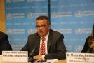 Generální tajemník OSN Tedros Adhanom Ghebreyesus.