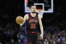 Tomáš Satoranský v dresu Chicaga Bulls.