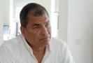 Bývalý ekvádorský prezident Rafael Correa.