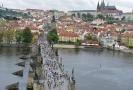 Pohled na Pražský maraton 2019