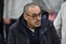 Trenér Juventusu Turín Maurizio Sarri.