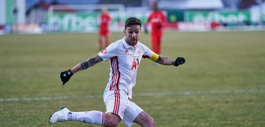 Záložník Pinto z CSKA Sofia.
