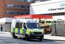St Thomas' Hospital - zde je Boris Johnson hospitalizován.