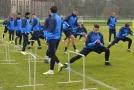 České kluby se možná brzy vrátí k tréninku.