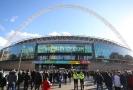 Stadion Wembley má na ME pořádat i jeden zápas českého národního týmu.