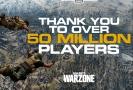 Střílečka Call of Duty: Warzone slaví 50 milionů stažení