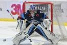 Hokejový brankář Roman Will.