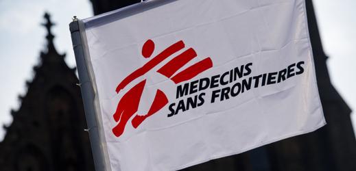 Logo Lékařů bez hranic.