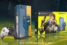 Konzole Xbox One X se dočká speciální edice, která se inspiruje hrou Cybepunk 2077