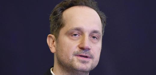Vědec Pavel Jelínek z Fyzikálního ústavu AV ČR.